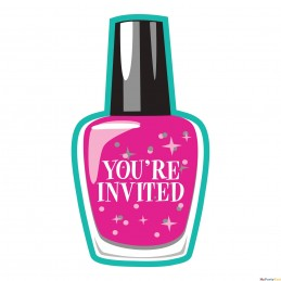Spa Party Invitations (Pack...