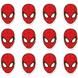Spiderman Party Masks (Pack...