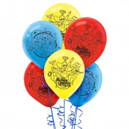 Super Hero Girls Balloons...