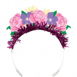 Floral Tea Party Tiaras...