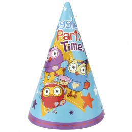 Giggle and Hoot Party Hats...