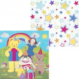 Play School Large Napkins...
