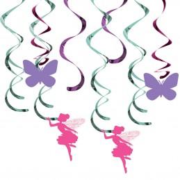 Floral Fairy Sparkle Swirl...