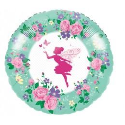 Floral Fairy Sparkle Foil...
