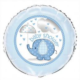 Blue Baby Elephant Baby...