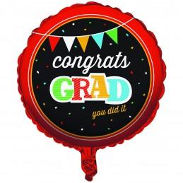 Head of Class Graduation...