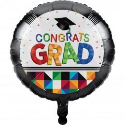 Fractal Fun Graduation Foil...