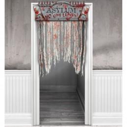 Asylum Doorway Curtain