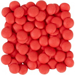 Wilton Red Candy Melts Drizzle Pouch (56g)