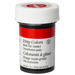 Wilton Icing Colour Red (No Taste) 1oz
