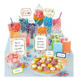 Sweet Treats Candy Buffet...