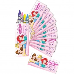 Disney Princess Crayons (Set of 12)