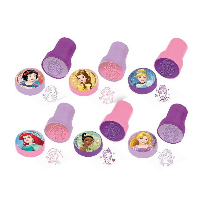 Disney Princess Stampers (Set of 6)