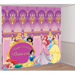 Disney Princess Giant Decorating Scene Setter Kit