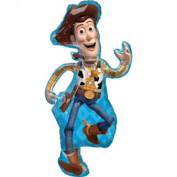 Toy Story 4 Giant Woody Foil Balloon