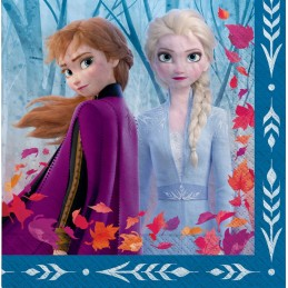 Frozen 2 Large Napkins (Pack of 16)