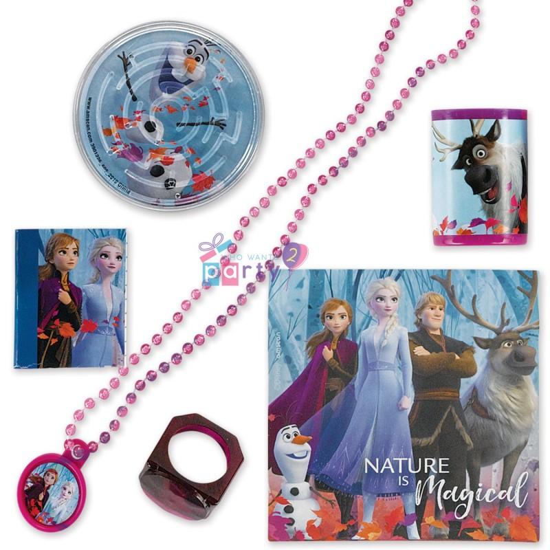 Frozen 2 Favour Pack (48 Pieces)
