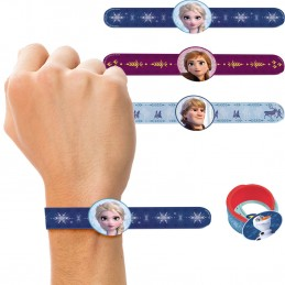 Frozen 2 Slap Wristbands (Pack of 4)