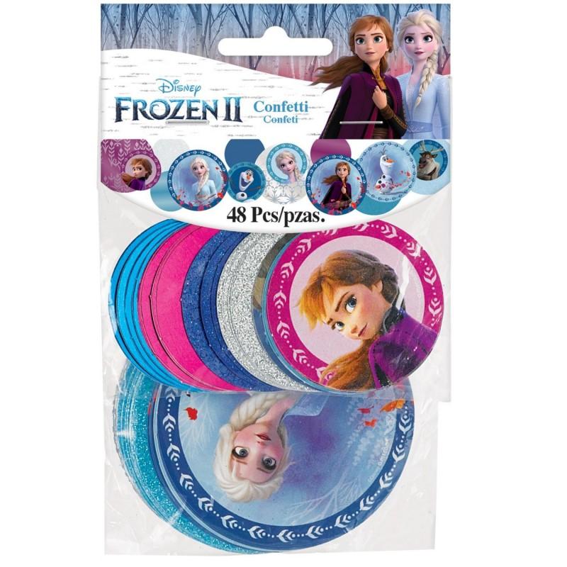 Frozen 2 Giant Confetti (Set of 48)