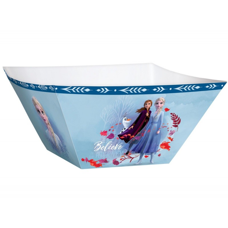 Frozen 2 Paper Snack Bowls (Pack of 3)