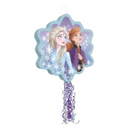 Frozen 2 Shaped Pull String Pinata