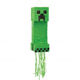 Minecraft Pinata 3D Creeper