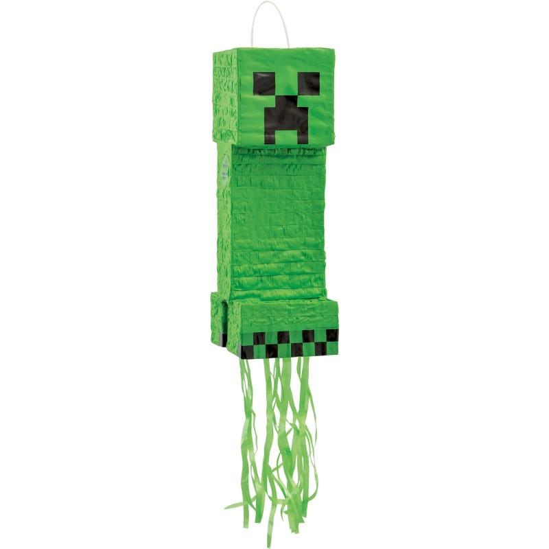 Minecraft Pinata 3D Creeper