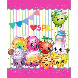 Shopkins Loot Bags (Pack of 8)