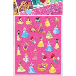 Disney Princess Stickers (Set of 100)