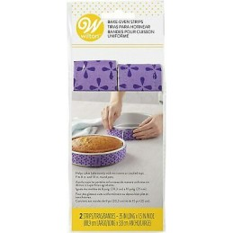 Wilton Bake Even Strips (2...