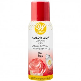 Wilton Colour Mist - Red
