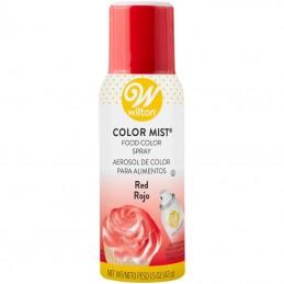 Wilton Colour Mist - Red - 42g | Edible Food Spray Party Supplies