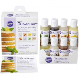 Wilton Treatology Flavour Kit (8 Piece)