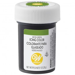 Wilton Icing Colour Moss Green 1oz