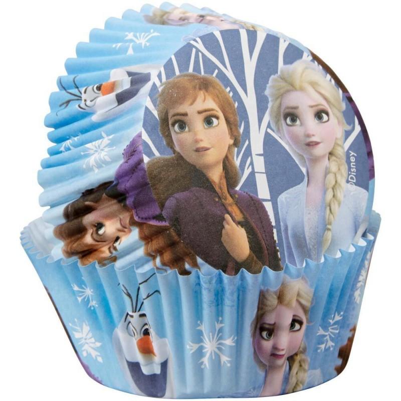 Wilton Frozen 2 Baking Cups (Pack of 50)