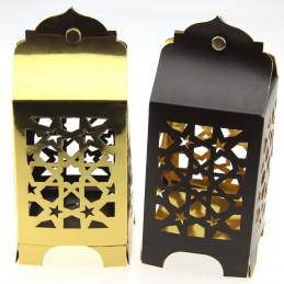 Eid Mubarak Lantern Favour Boxes (Pack of 4)