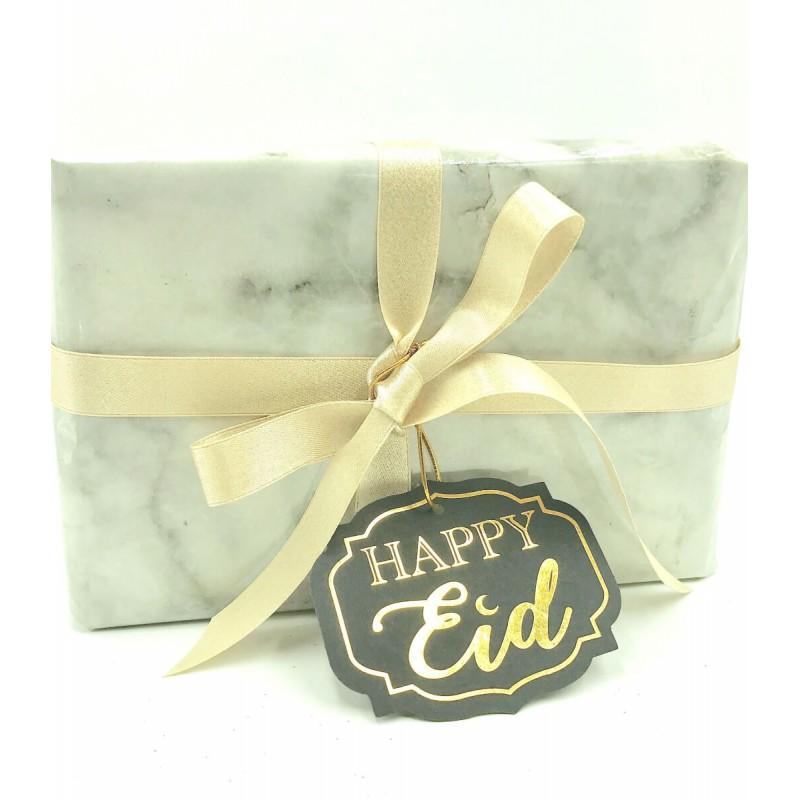 eid mubarak happy eid gift tags pack of 5  eid