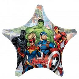 Avengers Unite Giant Foil Balloon