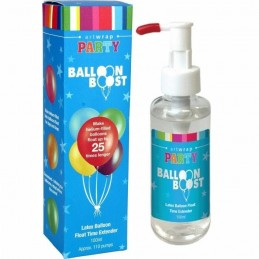 Helium Balloon Boost Float Time Extender 100ml
