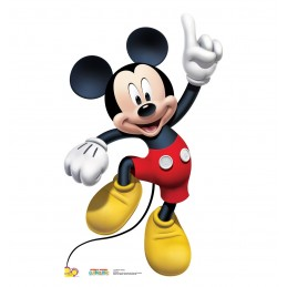 Mickey Mouse Stand Up Photo Prop