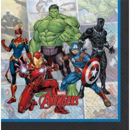 Avengers Large Napkins (Pack of 16)
