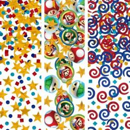 Super Mario Confetti Scatters | Super Mario Party Supplies