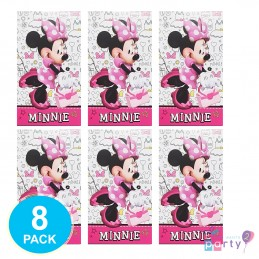 Minnie Mouse Notepads (Set of 8)