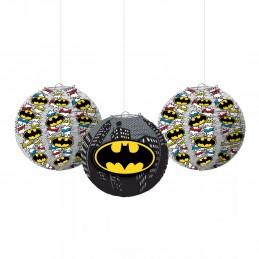 Batman Lanterns (Set of 3)