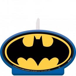 Heroes Unite Batman Candle