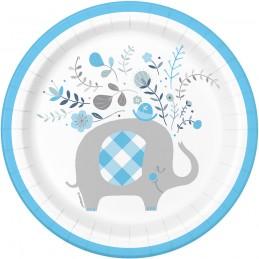 Blue Baby Elephant Small...