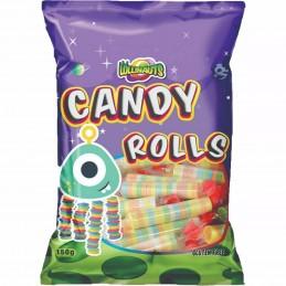 Rainbow Candy Rolls (150g)