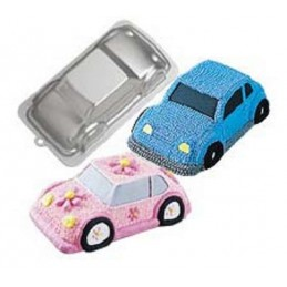 Wilton 3D Cruiser Car Cake Tin