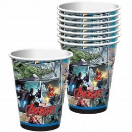 Avengers Unite Paper Cups (Pack of 8) | Avengers