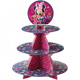 Minnie Mouse Cupcake Stand | Minnie Mouse